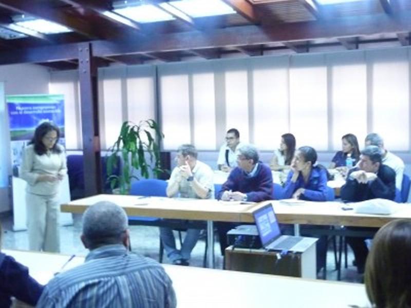 En el taller de Legislación Ambiental se trataron temas inherentes a la normativa y manejo de desechos peligrosos