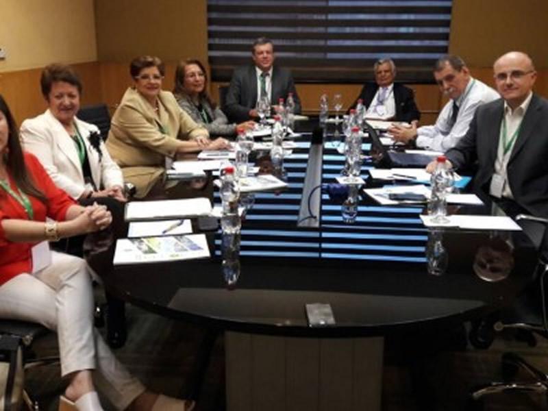 Reunión de trabajo del grupo regional de Responsible Care revisando el plan de acción y logros